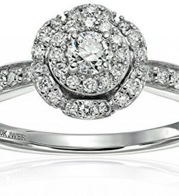 10k-White-Gold-Round-Halo-Diamond-Engagement-Ring-12cttw-H-I-Color-I1-I2-Clarity-0
