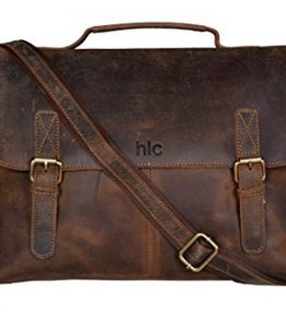 Handolederco-Vintage-Buffalo-Leather-Messenger-Satchel-Laptop-Briefcase-Mens-Bag-Crazy-Vintage-Leather-Messenger-Briefcase-Bag-0