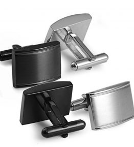 Jstyle-Jewelry-Stainless-Steel-Cufflinks-for-Men-Unique-Business-Wedding-Black-White-0