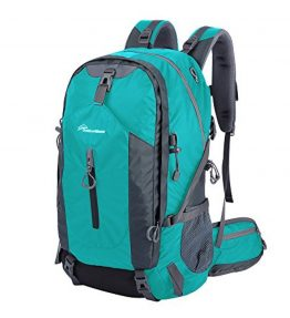 OutdoorMaster-Hiking-Backpack-50L-Weekend-Pack-w-Waterproof-Rain-Cover-Laptop-Compartment-for-Camping-Travel-Hiking-0