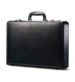Samsonite-Bonded-Leather-Attache-0