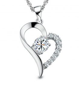 You-Are-the-Only-One-in-My-Heart-Sterling-Silver-Pendant-Necklace-0