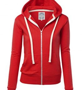 CTC-Womens-Active-Fleece-Zip-Up-Hoodie-Sweater-Jacket-0