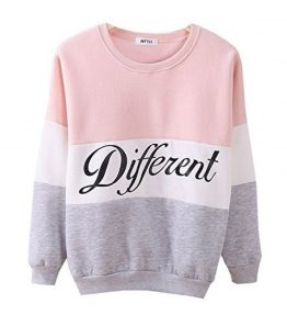 Cute-Hoodies-Sweater-Pullover-Letters-Diffferent-Printed-Mix-Color-0